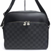 Louis Vuitton(ルイヴィトン)デイトンPM ダミエ・グラフィット N41408